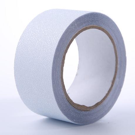 White PEVA Anti Slip Tape