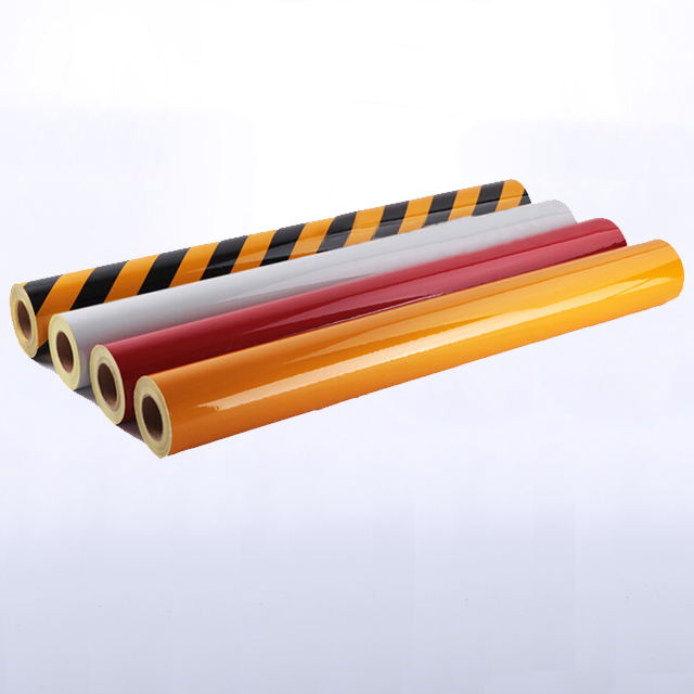 Safety Advertisement Traffic Reflective Film