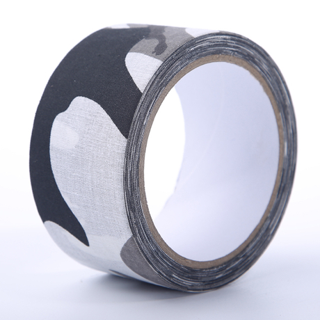Black And White Camouflage Tape