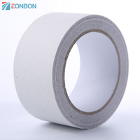 EONBON White Non Skid Tape