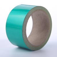 Green Reflective Tape