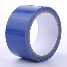 70 Mesh PE Waterproof Adhesive Blue Cloth Duct Tape