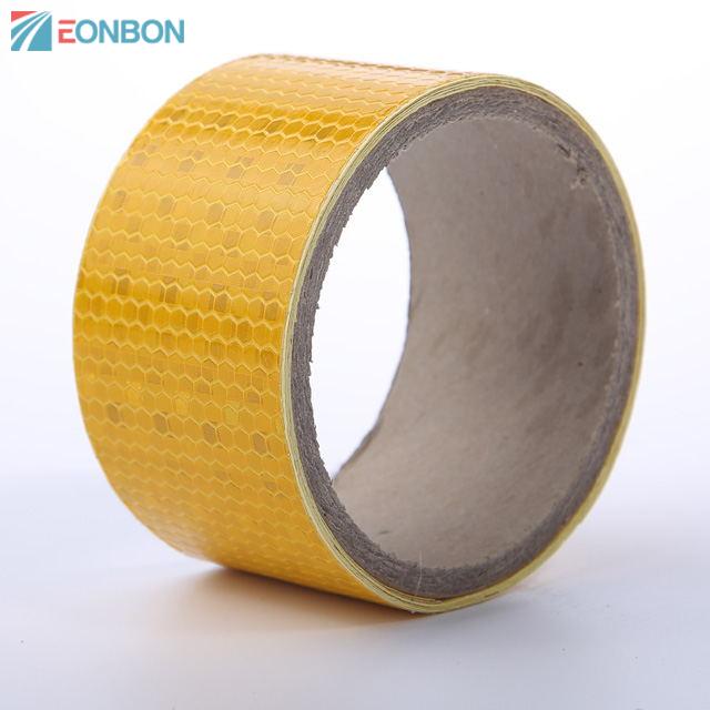 EONBON Honeycomb Shape Adhesive Reflective Tape