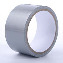 27 Mesh Waterproof China Packing Grey Duct Cloth Tape