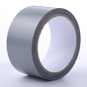 Grey Cloth Duct Tape