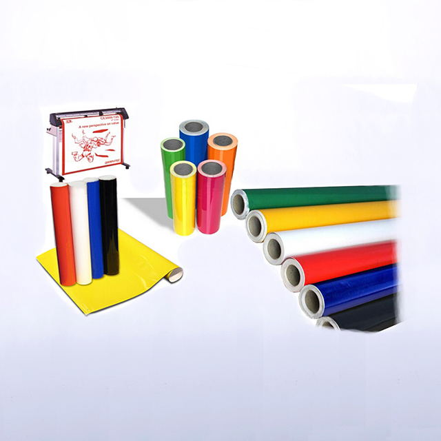 PVC Heat Transfer Sign Vinyl Rolls