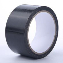 70 Mesh Waterproof Rubber Black Cloth Duct Tape