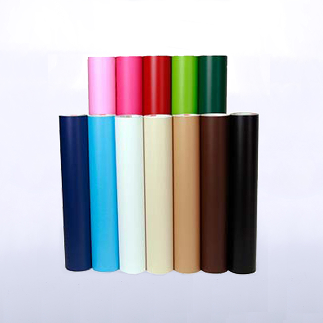 Hot Sale Colored Car Wrap Vinyl Sheets